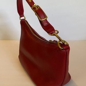 Coach 9596 Red Hobo